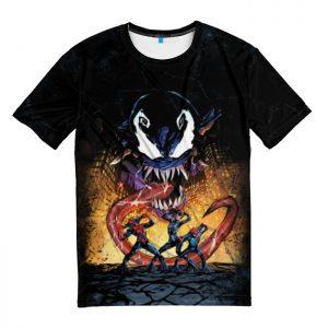 Collectibles T-Shirt Venom City Parasite