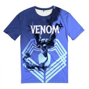 Collectibles T-Shirt Venom Dark Logo Symbyote