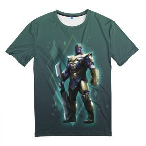 Collectibles Thanos T-Shirt Titan Avengers Endgame