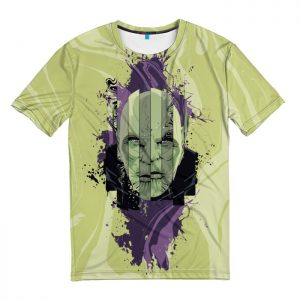 Merchandise T-Shirt Talos Art Captain Marvel