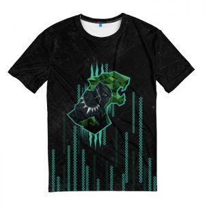 Collectibles T-Shirt Animal Black Panther Marvel