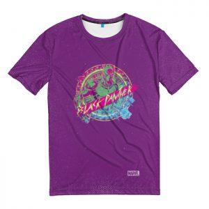 Collectibles T-Shirt Acid Logo Black Panther