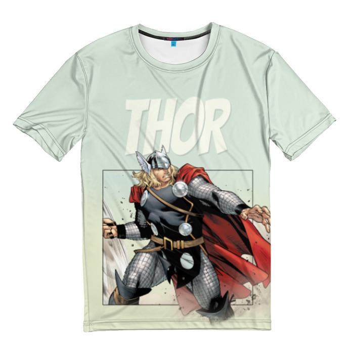 Merchandise T-Shirt Comics Thor Animated New