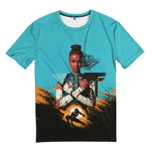 Collectibles T-Shirt Shuri Black Panther Sister