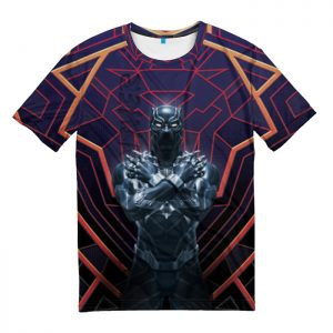 Collectibles T-Shirt Black Panther 2 Costume