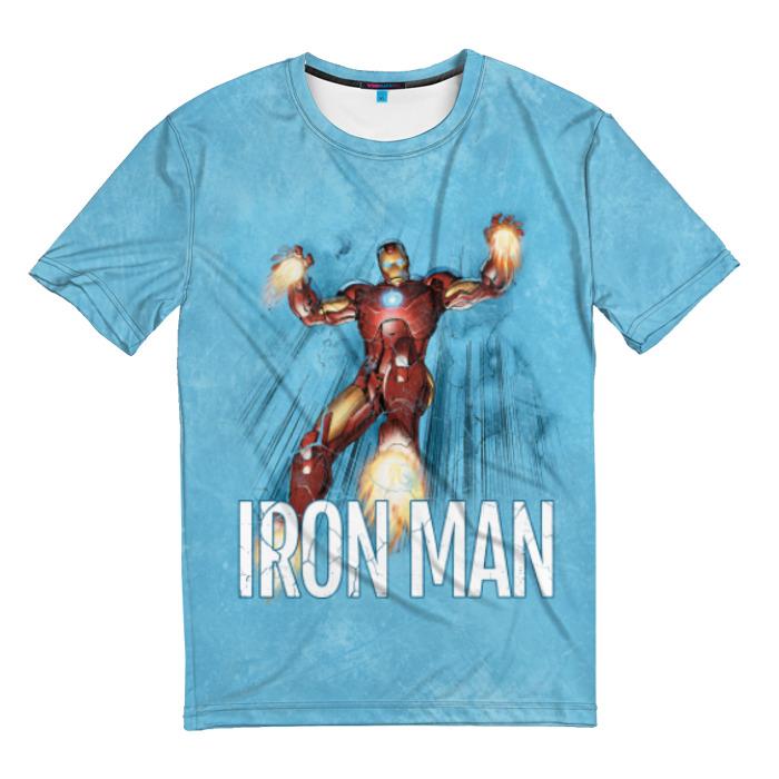 Merchandise T-Shirt Iron Man Armor Action