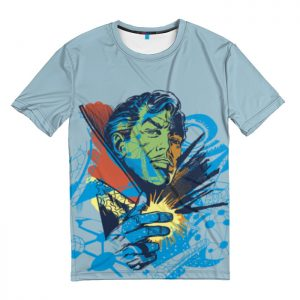 Collectibles T-Shirt Doctor Strange Watercolors Vintage