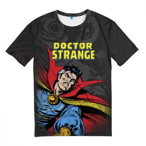 Collectibles T-Shirt Doctor Strange Comic Books Character