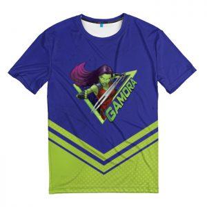 Merchandise T-Shirt Gamora Fan Art Guardians Of The Galaxy