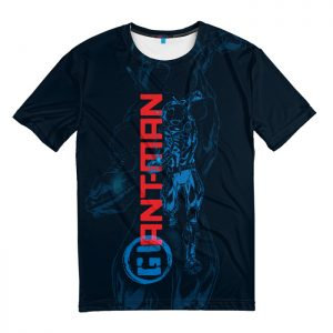 Merch T-Shirt Giant-Man And The Wasp