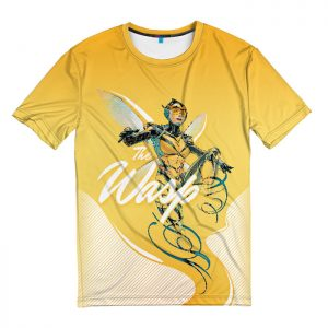 Merch T-Shirt Movie Ant-Man And The Wasp