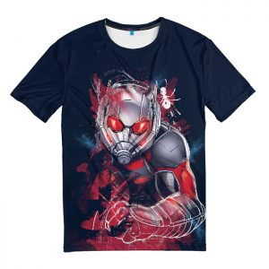 Merch T-Shirt Ant-Man Movie Version