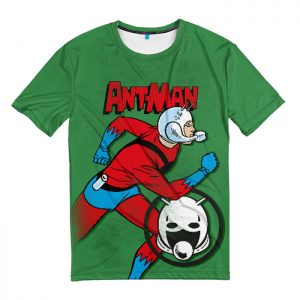 Merch T-Shirt Vintage Ant-Man And The Wasp