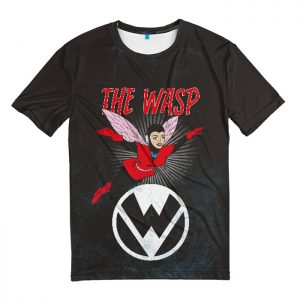Merch T-Shirt Badge Ant-Man And The Wasp