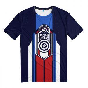 Merchandise T-Shirt Captain America Fan Art Avengers Endgame