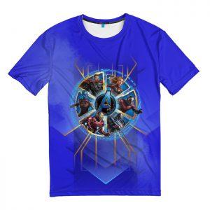 Collectibles T-Shirt Assemble Logo Avengers Endgame