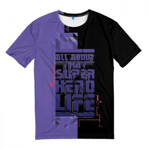 Collectibles T-Shirt Super Hero Life Avengers Endgame