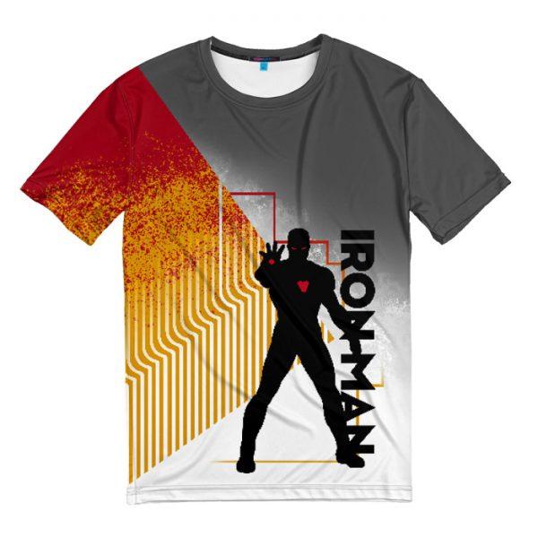 T-shirt Iron man Fan Art Avengers Endgame - IdolStore
