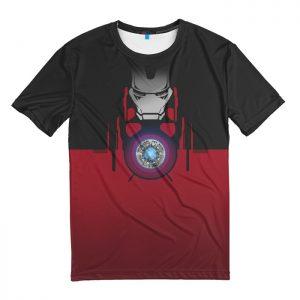 Collectibles T-Shirt I Am Iron Man Avengers Endgame