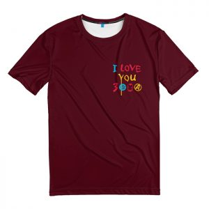 Collectibles T-Shirt I Love You 3000 Avengers Endgame