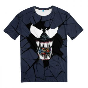Collectibles T-Shirt Venom Rage Anger Face