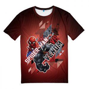 Collectibles T-Shirt Spider-Man Vs Venom