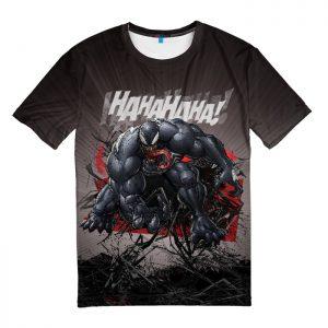 Collectibles T-Shirt Venom Laugh Spider-Man