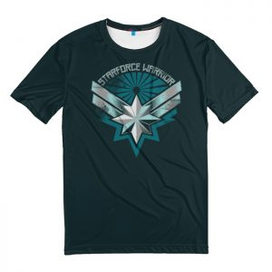 Merchandise T-Shirt Starforce Warrior Captain Marvel