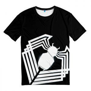 Collectibles T-Shirt Black Venom Spider Emblem