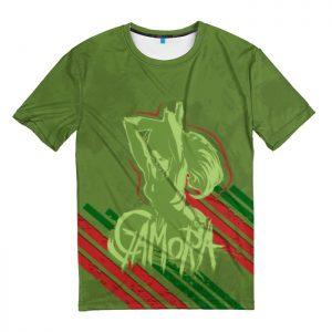 Merchandise T-Shirt Gamora Guardians Of The Galaxy