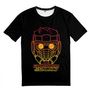 Merchandise T-Shirt Guardians Of The Galaxy Star Lord