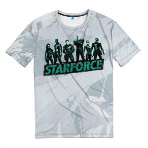 Merchandise T-Shirt Starfroce Captain Marvel