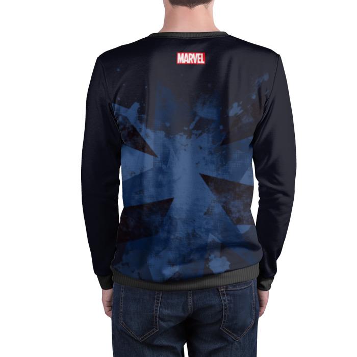Merchandise Sweatshirt Symbiote Black Art Venom