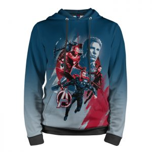 Collectibles Hoodie Avengers Endgame Assemble