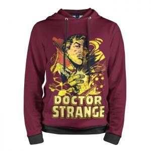 Collectibles Hoodie Doctor Strange Vintage Comic Books