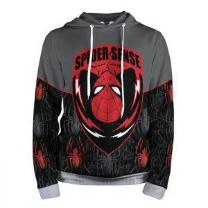 Merch Hoodie Crest Spider-Man'S Sense
