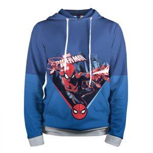 Merch Hoodie Classic Spider-Man On City Adventures