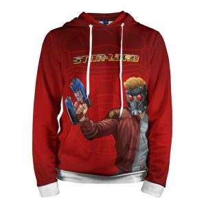 Merchandise Hoodie Star-Lord Peter Quill Guardians Of The Galaxy
