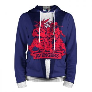 Collectibles Hoodie Avengers Endgame All Together