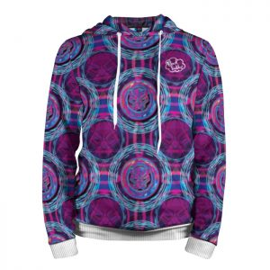 Collectibles Hoodie Black Panther Logo Purple