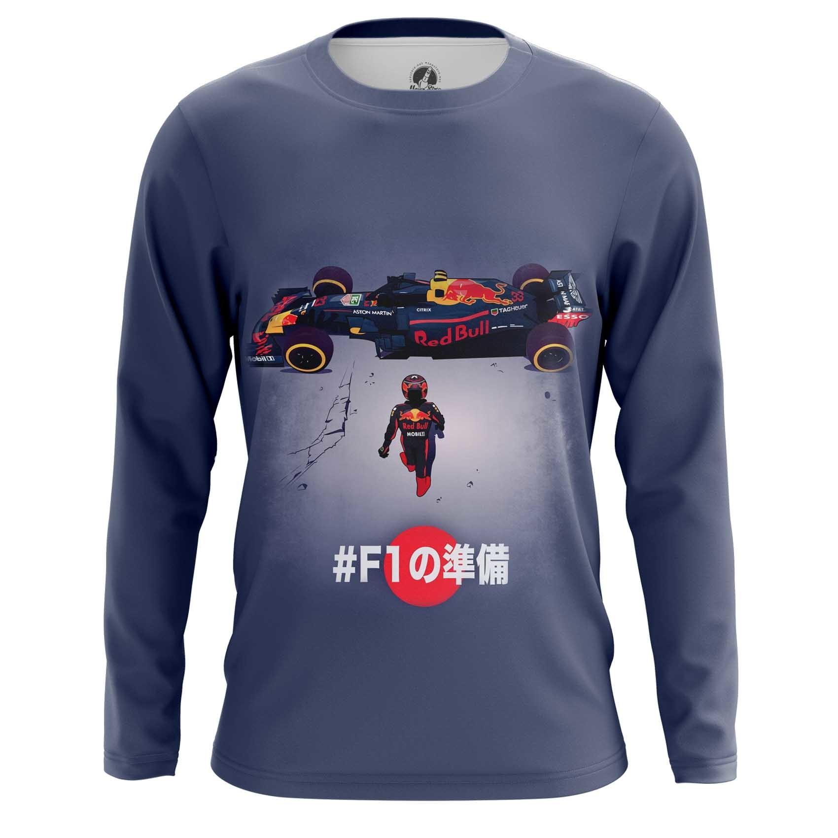 Merchandise Raglan Akira F1 Formula 1