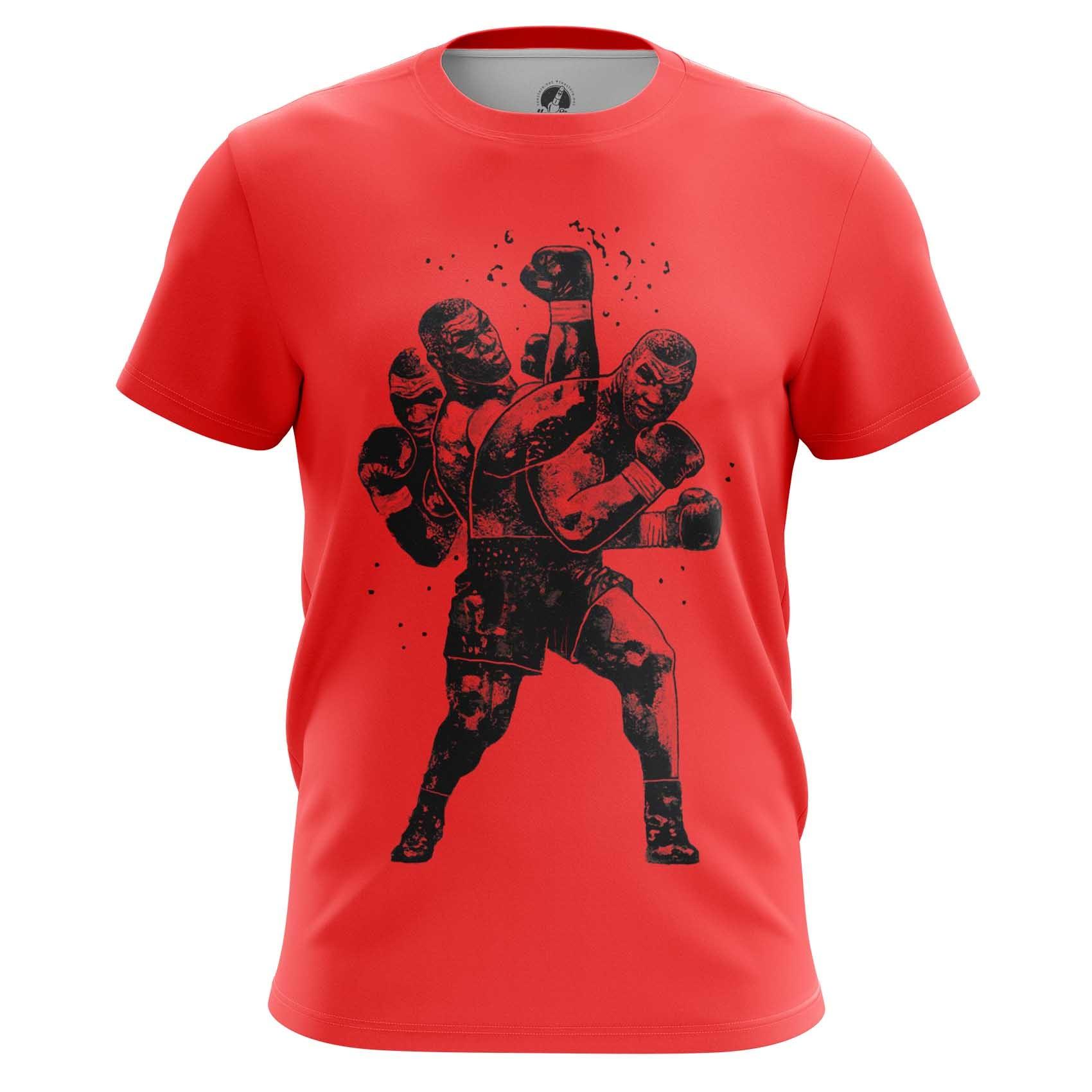Merch Raglan Mike Tyson Punches
