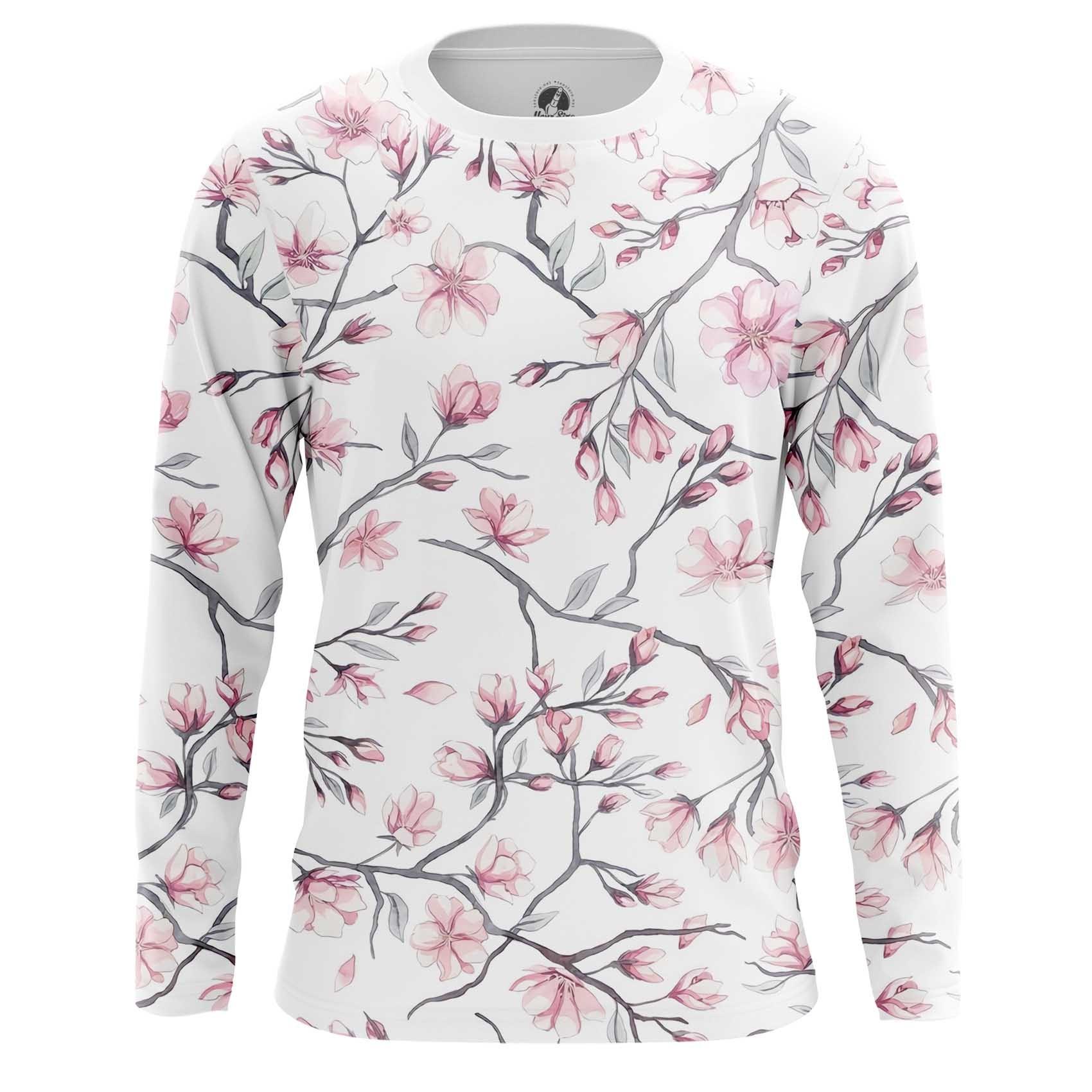 Merchandise Raglan Blossoms Pink Tree
