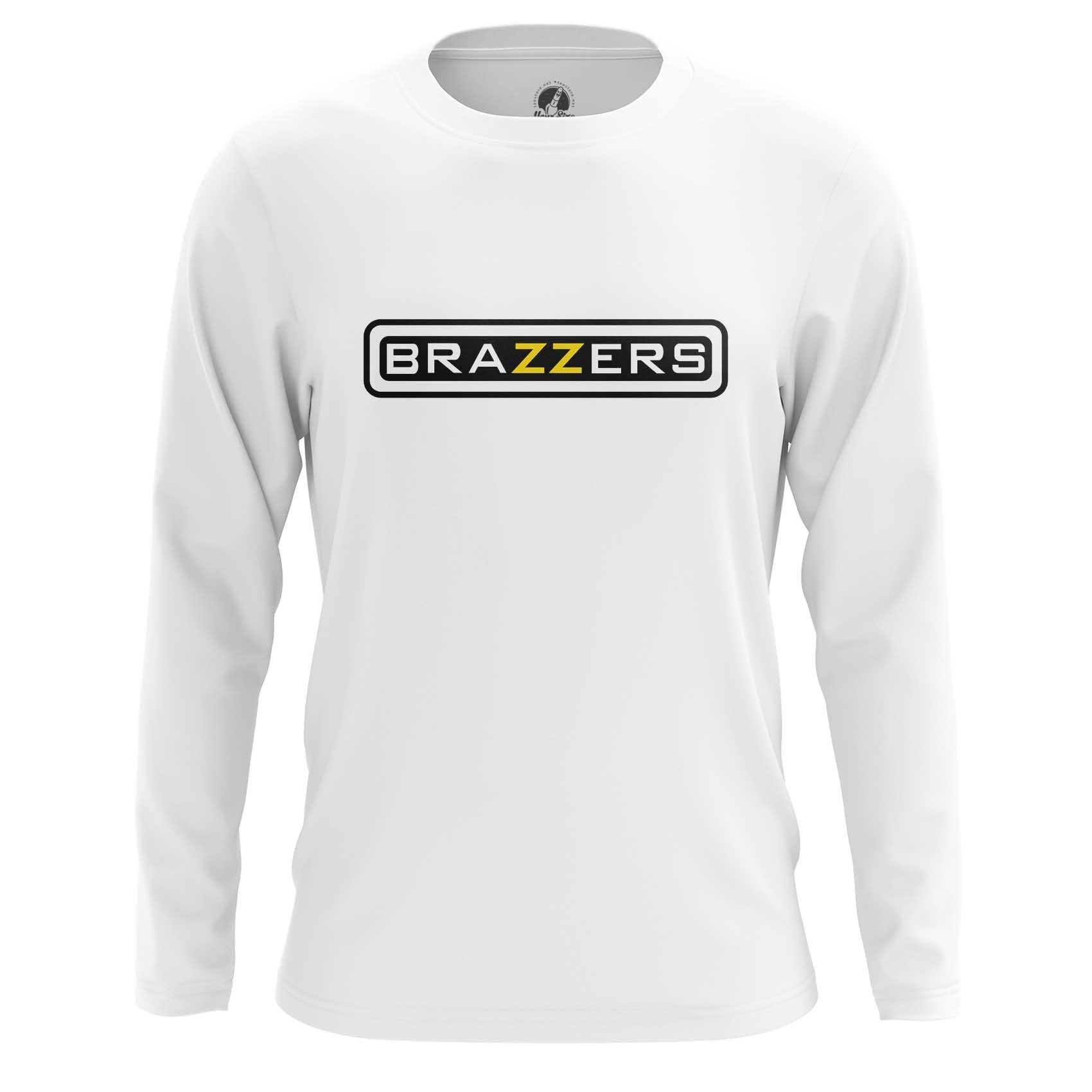 Merch Raglan Brazzers Original Logo