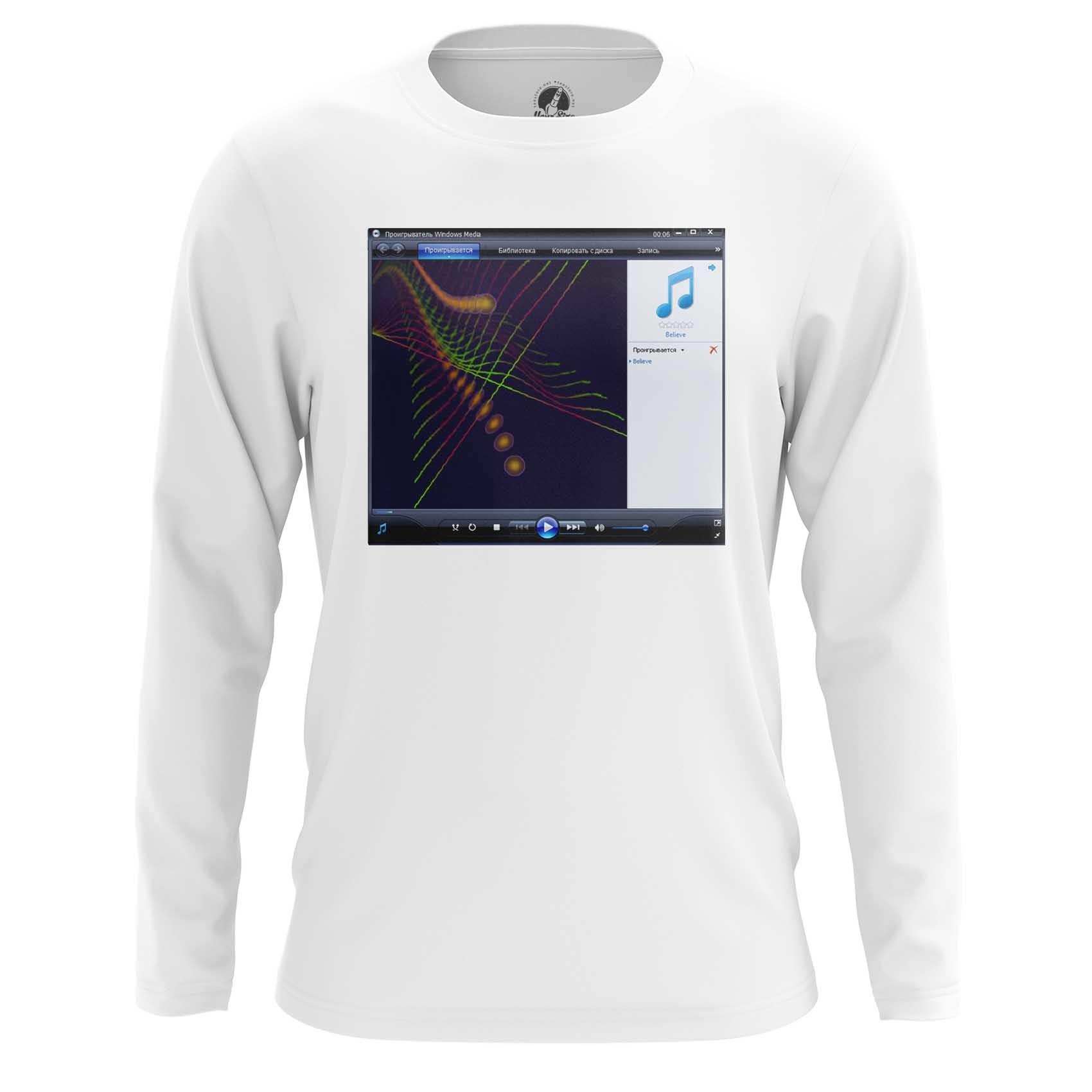 Merchandise Raglan Windows Media Player