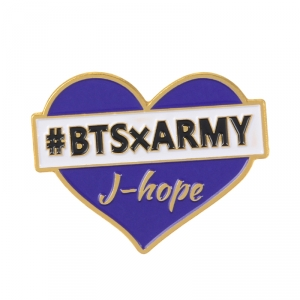 Collectibles Pin Bts Army J-Hope Enamel Brooch