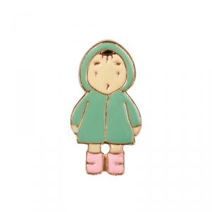 Merchandise Pin Mei Kusakabe My Neighbor Totoro Enamel Brooch