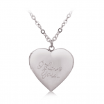 Collectibles Necklace I Love You White Heart