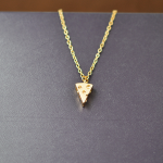 Collectibles Necklace Friends' Cheese Gold