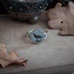 Merchandise Wolf Ring Dark Souls Game Jewellery
